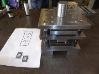 Разработка, проектирование и изготовление штампов для штамповки металла